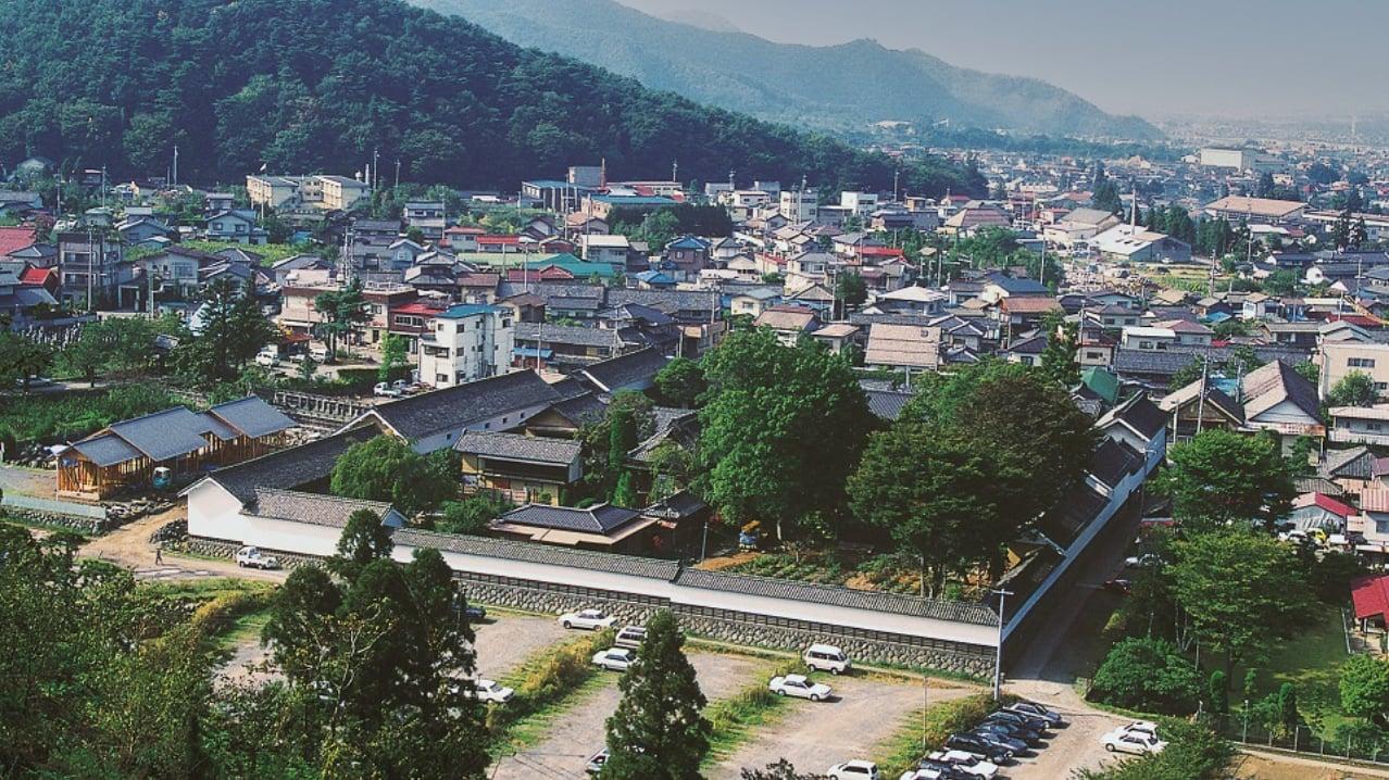 田中本家の外観写真